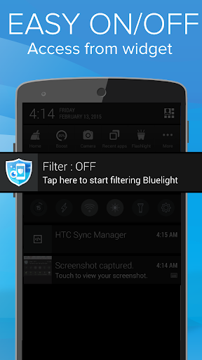 Blue Light Filter for Eye Care  screenshots 12