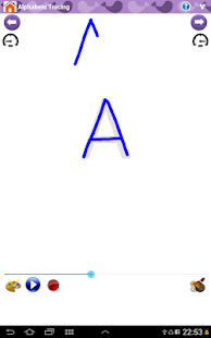 Alphabets and Numbers Tracing- screenshot thumbnail