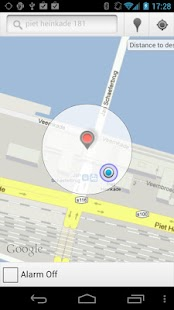 iNap: GPS travel alarm clock- screenshot thumbnail