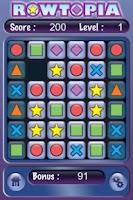 Screenshot of Rowtopia
