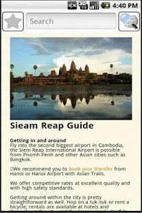 Siem Reap Travel Guide - screenshot thumbnail