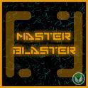 Master Blaster logo