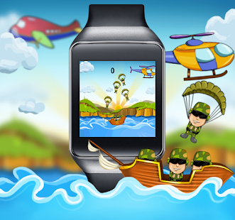 Save The Troops - Android Wear- screenshot thumbnail