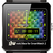 JJW Carbon Watchface 5 for SW2
