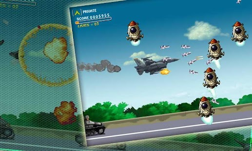 Air Attack HD Free - screenshot thumbnail