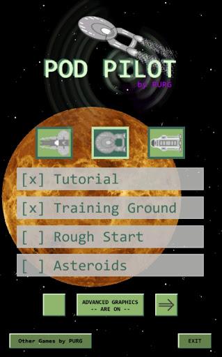 Pod Pilot X