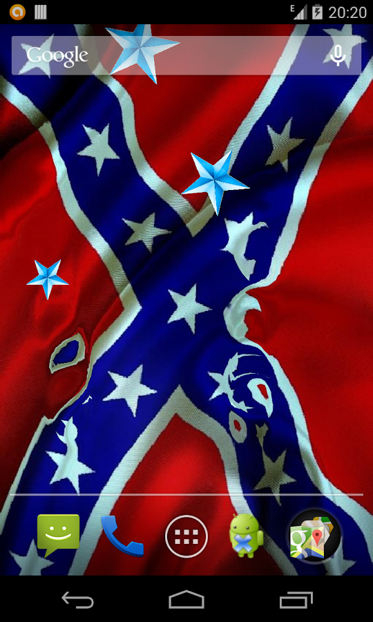 rebel flag confederacy live wallpaper beautiful live wallpaper ...