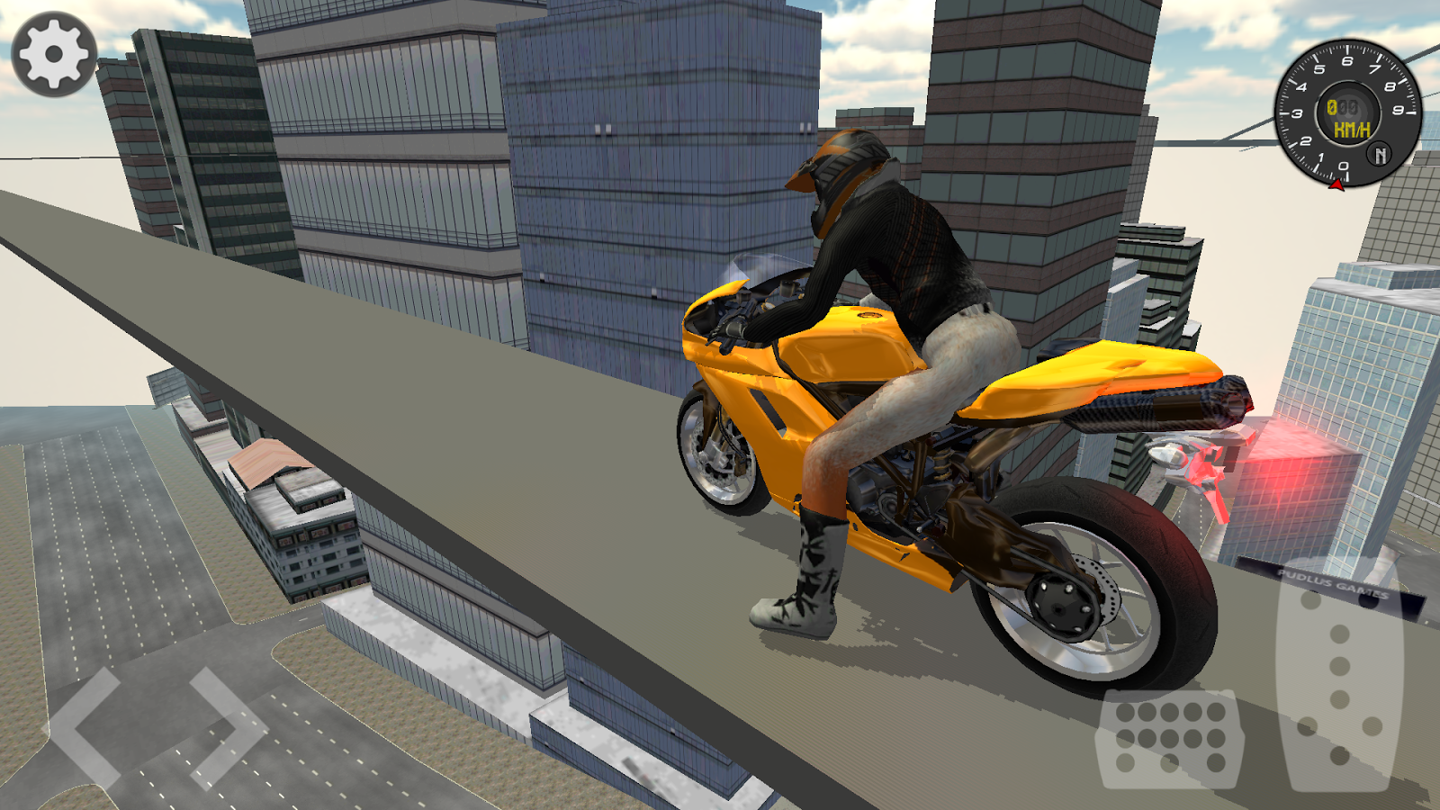 Motor Bike Crush Simulator 3d Android Apps On Google Play