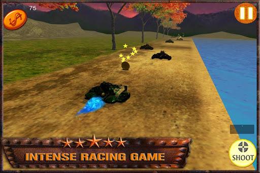 Future Battle Racing Tank War