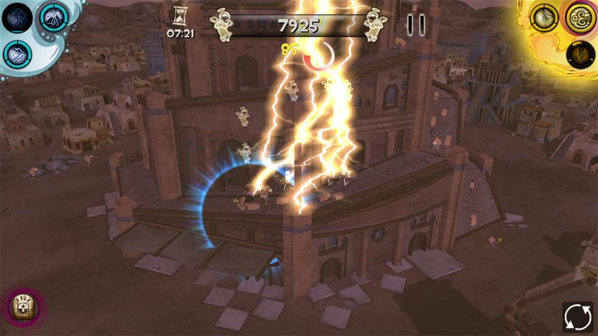 Babel Rising 3D- screenshot