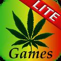Weed Games Lite logo