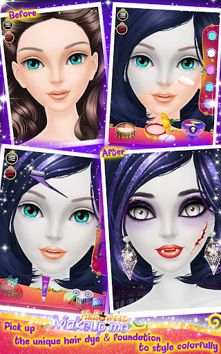 Halloween Makeup Me  screenshots EasyGameCheats.pro 3