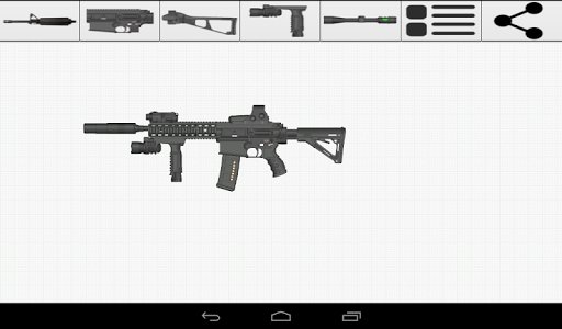Weapon Builder 5 screenshots 14