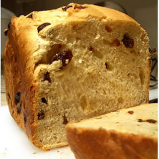 Rum Raisin Bread.