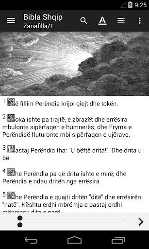 Bibla Shqip - Albanian Bible