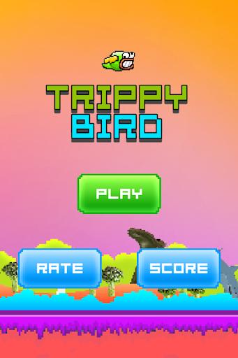 Trippy Bird - Flying High