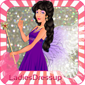 Fairy Dressup - Girl game