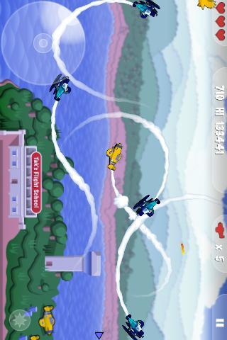 MiniSquadron! LITE - screenshot
