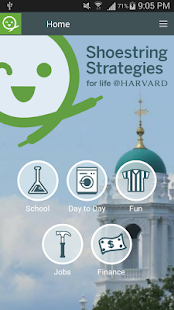 Harvard Shoestring Strategies