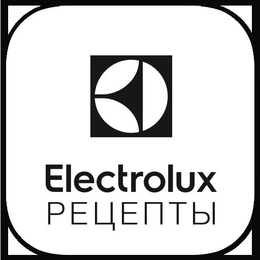 Рецепты Electrolux LOGO-APP點子