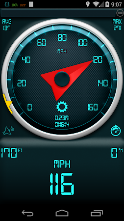Gps Speedometer 1.3.2 screenshot 378909