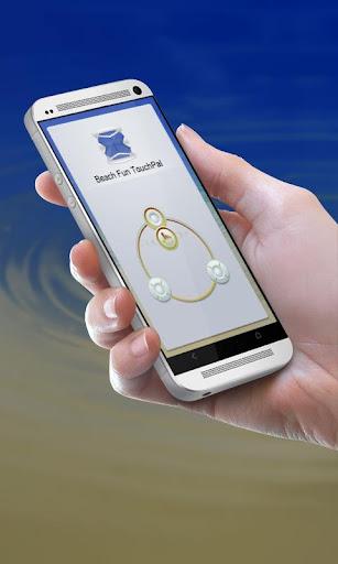 沙灘樂趣 TouchPal Theme