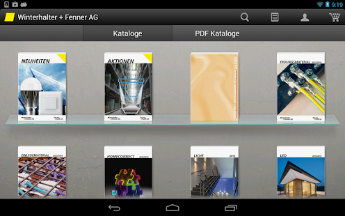Winterhalter + Fenner AG - screenshot thumbnail