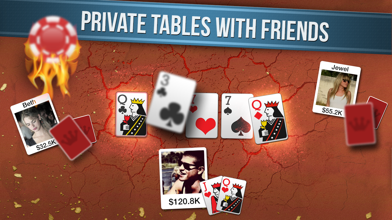 Poker Friends - Texas Holdem - Android Apps on Google Play