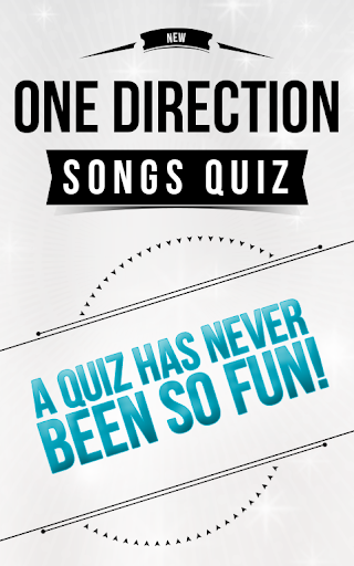 1 Direction - Songs Quiz