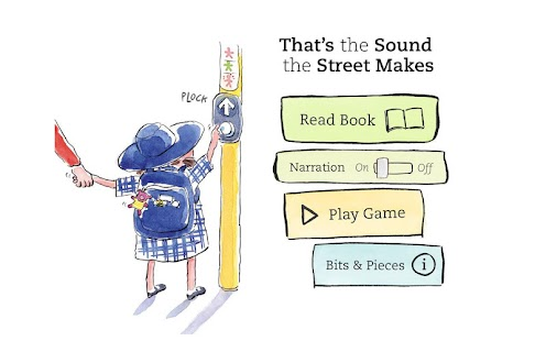 Street Sounds Tablet- screenshot thumbnail