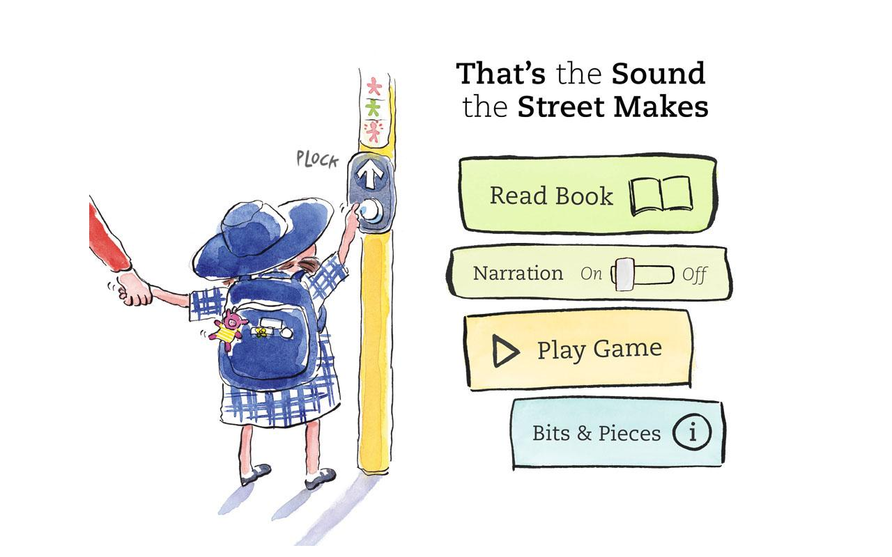 Street Sounds Tablet- screenshot