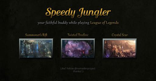 LoL Speedy Jungler
