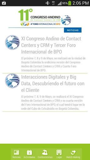 【免費商業App】Congreso Andino CC-APP點子