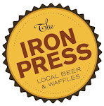 Logo for The Iron Press Anaheim