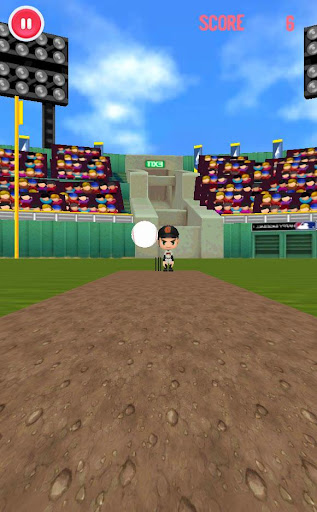 Touch Cricket 3D