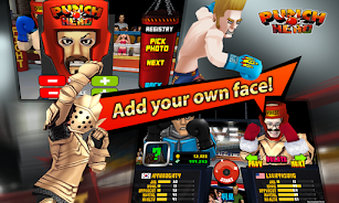 Punch Hero screenshot for Android