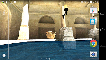 Roman Bath 3D Live Wallpaper APK screenshot thumbnail 12