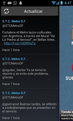 Metrodroid DF - screenshot