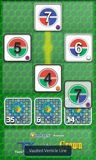 【免費紙牌App】Tack™ Solitaire: Crown-APP點子