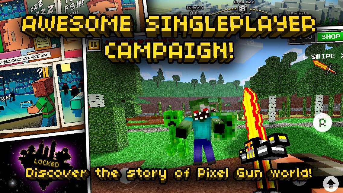 Pixel Gun 3D PRO Minecraft Ed. v4.6.3 [Apk+Datos] [Android] [Zippyshare] UXq9HYpspVFD21LwwCzrpfU96oP7OomYmj4r4IBLUFSxZZeOJdR5U9Yxm_W9luZP1A=h900