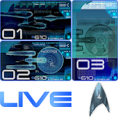 New Trek Live Wallpaper Pack