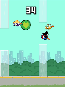 Hummy birds! apk screenshot