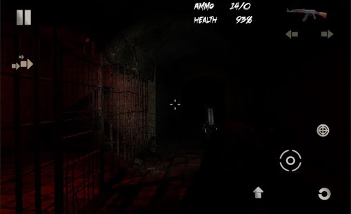 Dead Bunker II HD Screenshot