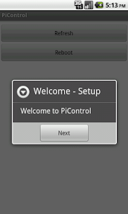 PiControl- screenshot thumbnail