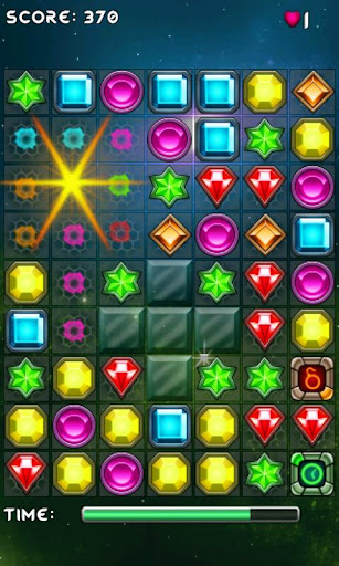 パズル:無限な宝石