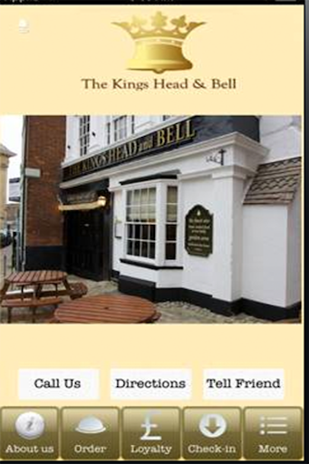 Kings Head and Bell