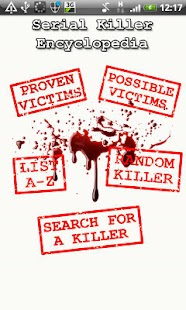 Serial Killer Encyclopedia - screenshot thumbnail