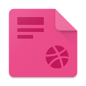 Droidddle - the Dribbble app