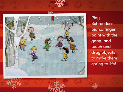 A Charlie Brown Christmas - Peanuts Read and Play- screenshot thumbnail