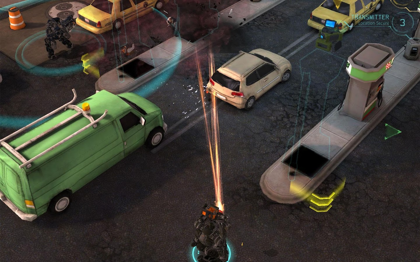 XCOM®: Enemy Within- screenshot